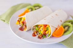 Breakfast Burrito Recipe - Genius Kitchen