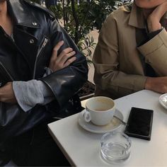 """""""manifesting having coffee with my friends in the city once the pandemic is over"""" Aesthetic Couple, Brown Aesthetic, Aesthetic Photo, Noora Skam, My Academia, Ulzzang, Coffee Shop, At Least, In This Moment"""