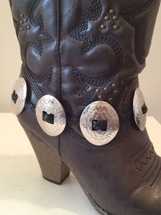 Conco boot jewelry boot bling boot braces add to any boot