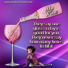 funny quotes, Betty Boop, wine, wine quotes, fun posts
