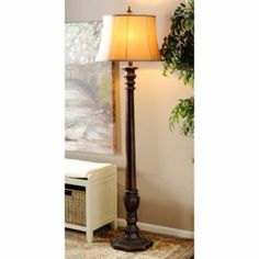 Kirkland Floor Lamps Avignon Blue Floor Lamp  Blue Floor Lamps Blue Floor And Floor Lamp