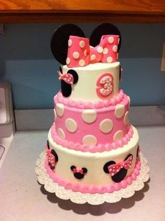 pink minnie so cute by jessie