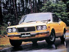 1971 Mazda Savanna Coupe.