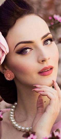 Nelia's Makeup/Hair/Jewelry/Nails