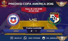 Prediksi Copa America 2016 Grup D Chile vs Panama, dimana jadwal pertandingan antara Chile vs Panama akan berlangsung pada tanggal 15 Juni 2016 jam 07.00 Waktu Indonesia Bagian Barat. Pertandingan …