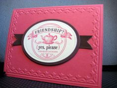 DTGD Friend by Grandma Overboard - Cards and Paper Crafts at Splitcoaststampers