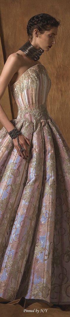 Saiid Kobeisy Couture Spring-Summer 2016