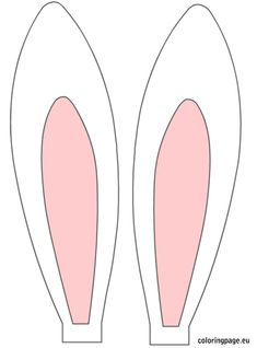 1000 images about custom on pinterest starbucks costume for Bunny ears headband template
