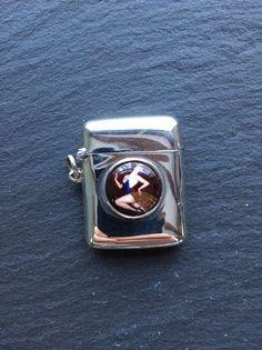 Vintage Solid Sterling Silver Enamel Erotic Design Vesta Case Match Safe | Antiques, Silver, Solid Silver | eBay!