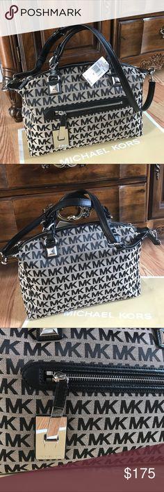 17d2be92b95623 $398 Michael Kors CALISTA LG Satchel MK Handbag 🔥👜 LAST 1! 👜🔥 Guaranteed