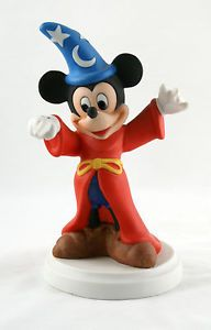 Mickey Mouse Sourcerer's Apprentice Figurine from #UdderlyGoodStuff, your source for everything #Disney!