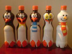 Поделки из пластиковых бутылок своими руками / Поделки из