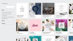 Seguramente todos vosotros ya conocéis canva.com, una de las opciones más conocidas en la actualidad para crear banners de diversos tipos. Con muchas más o