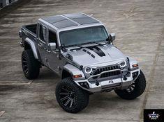 Jeep Pickup Truck, Jeep Suv, Jeep Tops, Jeep Scrambler, Badass Jeep, Custom Jeep, Custom Cars, Mini Trucks, Lifted Trucks