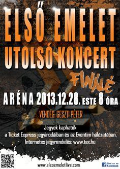 Első Emelet utolsó koncert - Finálé