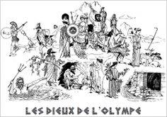 Lutin Bazar, Mythologie grèque