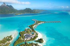 St. Regis Bora Bora Resort - French Polynesia ... | Luxury Accommodations