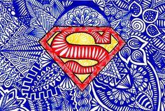 *Super art*