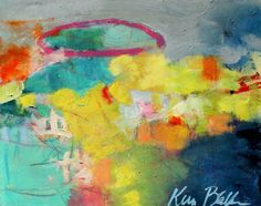 What Can Be Colorful abstract expressionist painting by Kerri Blackman https://www.etsy.com/listing/258264757/abstract-art-colorful-acrylic-painting?ref=shop_home_active_1 #art #painting #original #walls #home #decorating