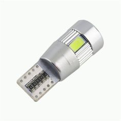 0.46$  Buy now - http://alimla.shopchina.info/go.php?t=32681609541 - Top Quality 1PC HID White T10 W5W 5630 6-SMD Car Auto LED Light Bulb Lamp  Jun.14  #bestbuy