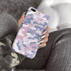 Nude Camo iPhone Case