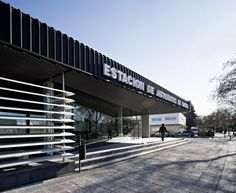 Bus Station / DTR Studio | ArchDaily