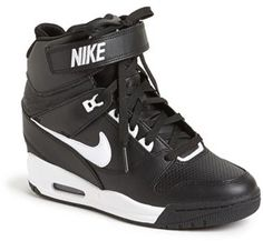 Nike 'Air Revolution Sky Hi' Sneaker (Women) on shopstyle.com