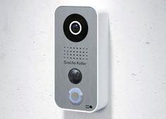 Lær mer om våre løsninger for adgangskontroll til ditt smarthus. Vi har elegant porttelefon fra Doorbird med integrert kamera og stemme. Nintendo Wii Controller, Home Automation, Console, Consoles
