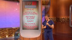The 6 Foods to Avoid During the Total 10 Plan: Dr. Oz explains the foods you need to stay away from on the Total 10 plan including: caffeine, alcohol and refined sugars.