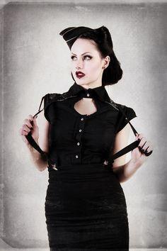 Gothic dieselpunk rockabilly