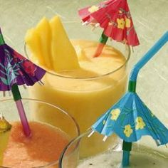 Mango Lassi Smoothie Recipe
