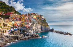 Cinque Terre by �lhan Eroglu on 500px