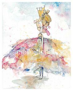 princess goodenough. portfolio | danielle donaldson