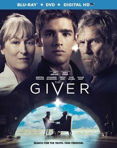 Amazon.com: The Giver Blu-Ray + DVD + UltraViolet: Jeff Bridges, Meryl Streep, Brenton Thwaites, Katie Holmes, Taylor Swift, Alexander Skarsgård, Phillip Noyce: Movies & TV
