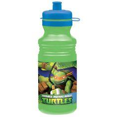 Teenage Mutant Ninja Turtles Drink Bottle   1 ct