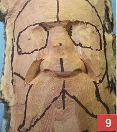 Image result for Wood Carving Step by Step