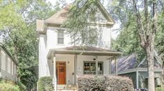 'Historic Inspired' Home in Red-Hot Candler Park: $825,000 - Curbed Atlanta #realestate #realestatemarket #realestateagent #investinGA