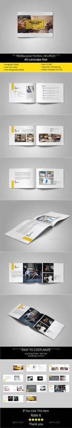 Brochure u2013 Interior Design Tri-Fold Brochures, Tri fold and - interior design brochure template