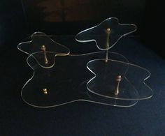 Lucite 60s/70s shoe display - kinda mad for this. $215