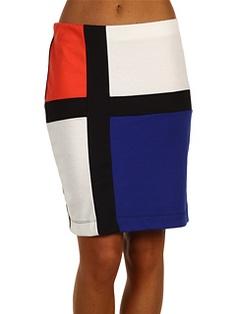 Type Z - Haruna Block Skirt