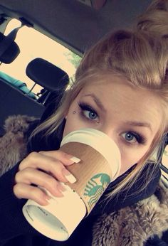 #antieyebrow #microdermal #piercing #teardrop #nails #frenchtip #makeup #eyelashes #starbucks