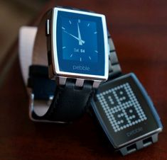 The striking Pebble Steel could change your mind about smartwatches | The Verge