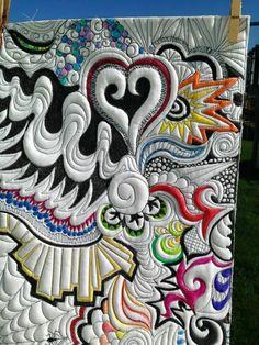 GRAFITTI QUILTING KARLEE PORTER