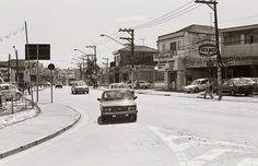 Itaquera - 1986 - Av Itaquera foto: Israel dos Santos Marques