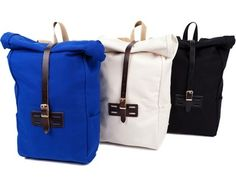 Archival Clothing Roll-Top – Backpack