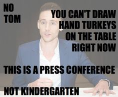 Okay, who left the crayons on the table again? My new favorite blog. Why are these so funny?!