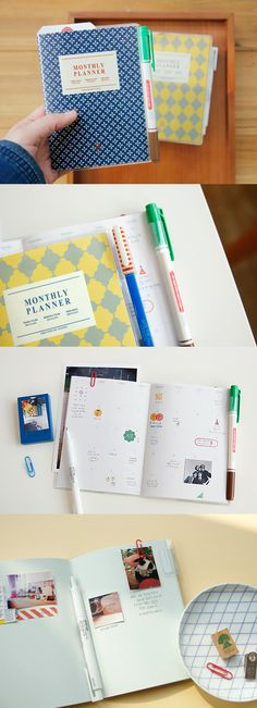 This compact monthly planner is absolutely perfect as an academic planner! This planner is actually dateless where you can set up all the dates yourself for the 12 months it provides! The monthly plan pages features a grid layout where you can jot down important events. There are also a few blank note pages for you to expand on any events you have down too! This is a very compact planner where you can stow in your bag easily. A weekly version of this planner is also available at…
