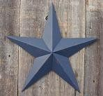 40 Inch Rustic Whale Blue Barn Star Made with Galvanized Metal to Prevent Rusting. Amish Hand Made Your Source for Heavy Duty Metal Tin Barn Stars and Primitive Style Stars for Your Country Crafts and Home and Garden Decor. American Handcrafted - Made in the Usa! AMISH WARES http://www.amazon.com/dp/B00AXOHVKA/ref=cm_sw_r_pi_dp_9qqNvb1DJ9D5X