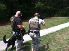 Protecting the pair. #K9