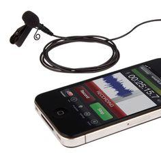 Rode smartLav Smartphone Lavalier Mic - Filmtools